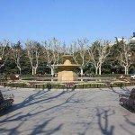 Fuxing Park : un petit bout de France dans la frénésie de Shanghai. Crédits : J. Patrick Fisher