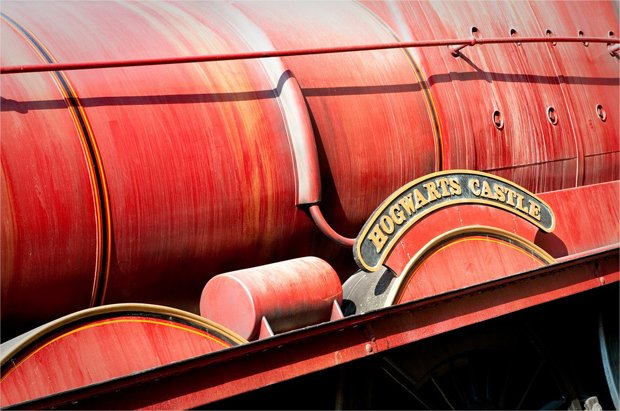 Hogwarts Express - Wizarding World of Harry Potter - Universal Studios. Crédit : Josh Hallett sur Flickr