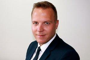 Adrien Figula, directeur des nouvelles interactions de JCDecaux