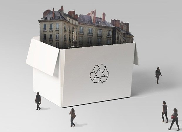 Quelles solutions pour valoriser nos déchets ménagers ? (c) Marie-Anaïs Bluteau