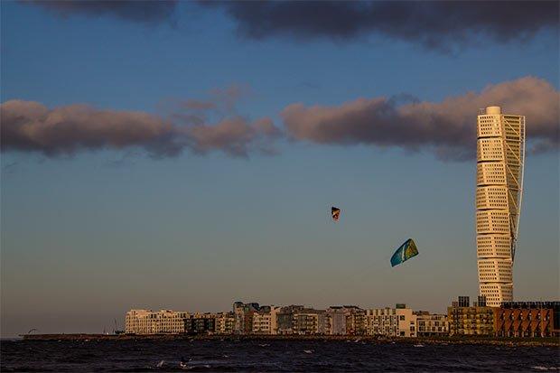 Turning Torso, Malmö, Suède