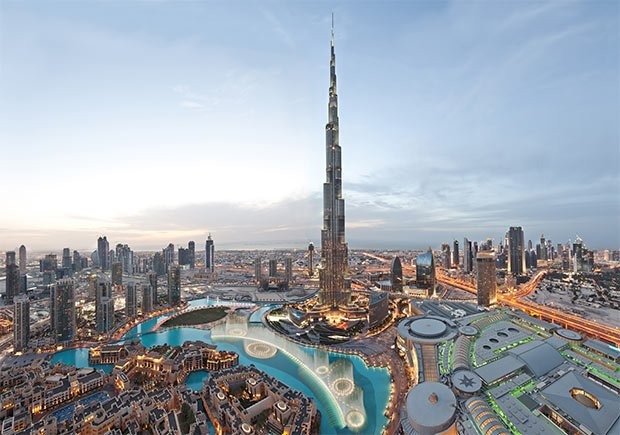 Dubaï-hub-World-Visits-batiment