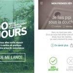 douche écologique 90 jours
