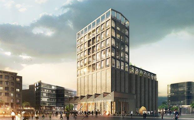 jochen zeitz heatherwick studio batiment recyclage aménagement urbain demain la ville