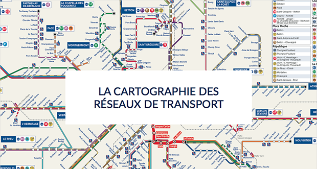 reseau transport carthographie
