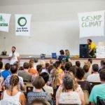 Camp climat d'Alternatiba