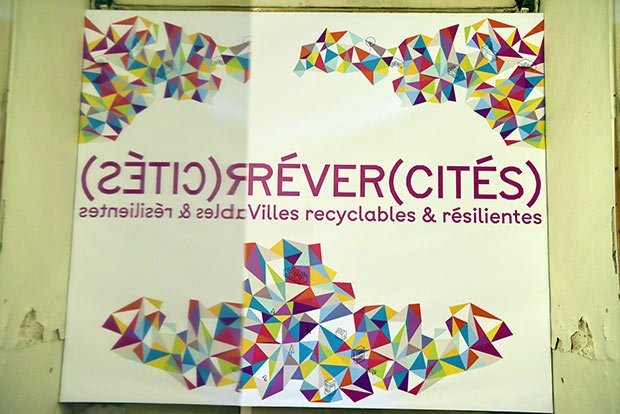 panneau de l exposition revercites