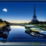 Une navette du futur sur la Seine à Paris