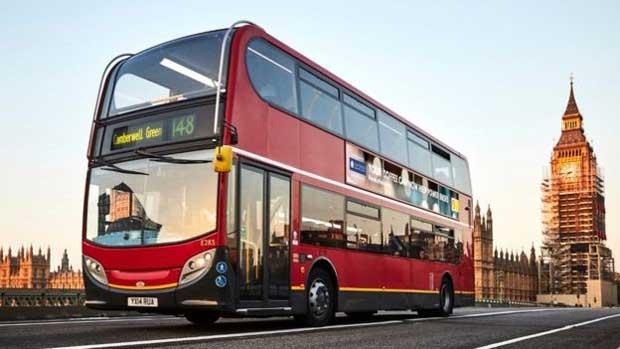 Les bus londoniens utilisent un biocarburant issu du marc de café.