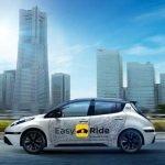 Le Japon veut tester un service de robots-taxis