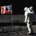 Le 1er homme sur la lune