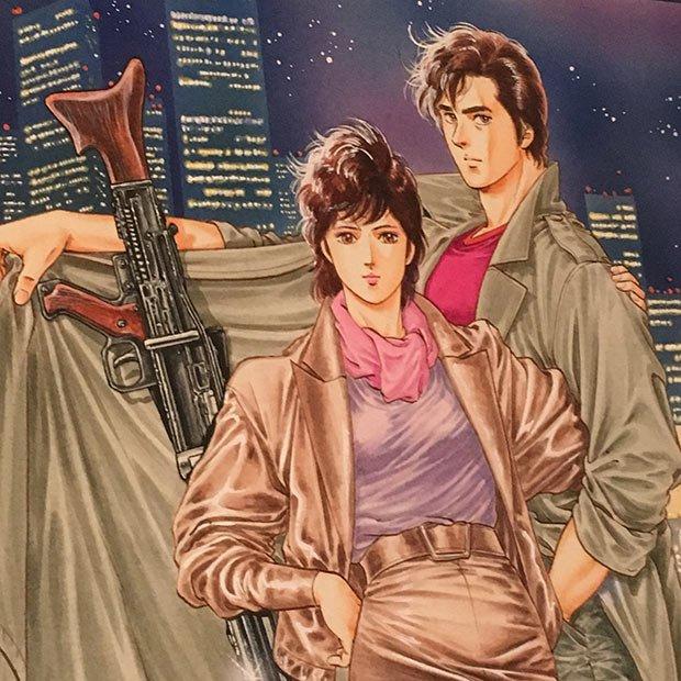 City Hunter Nicky Larson Tokyo