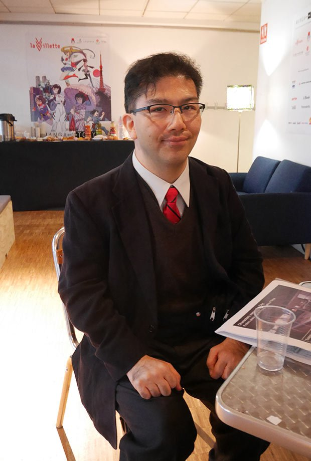 photo de monsieur morikawa