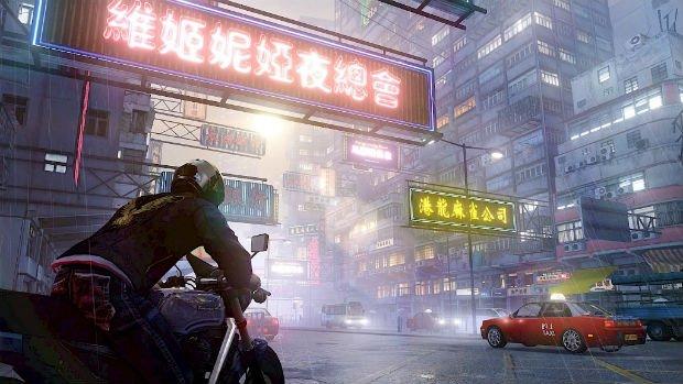 Honk-Kong sous la pluie (Sleeping Dogs - 2012)
