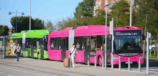 Les bus de Dunkerque