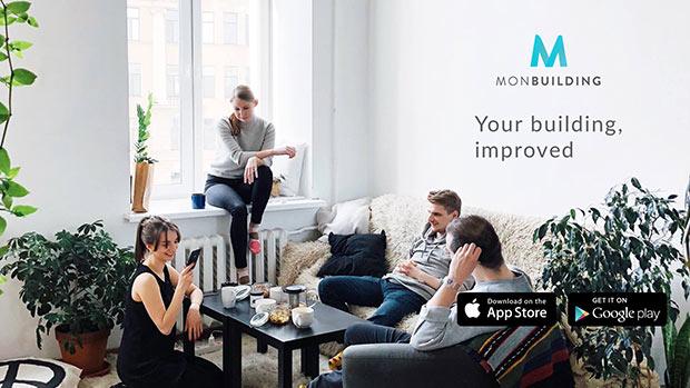 MonBuilding laureaat du challenge startup