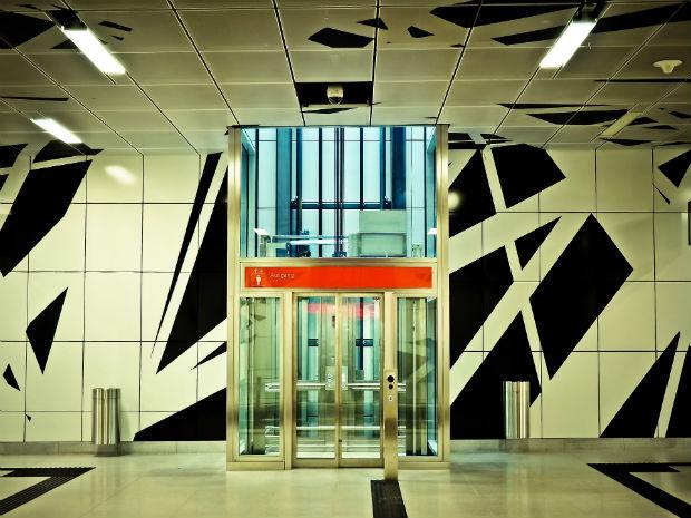 L'ascenseur est le transport public le plus utilisé au monde