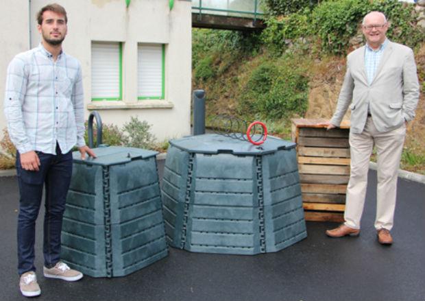 Achetez votre composteur à prix réduit
