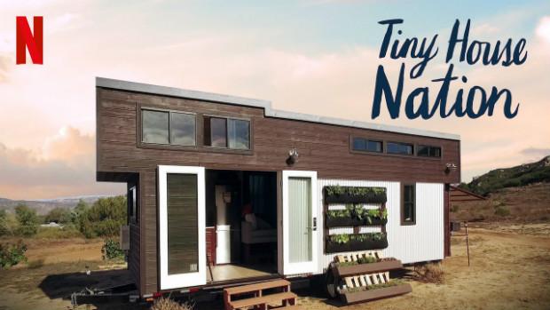 La cinquième saison de la série Tiny House Nation est en court de diffusion sur Netflix et Amazon - Netflix