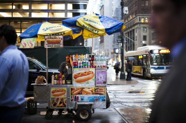 ville et nourriture @sndlr sur Unsplash