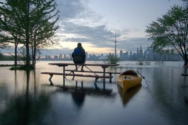 Toronto inondée en 2017 - Braziliandanny/Imgur