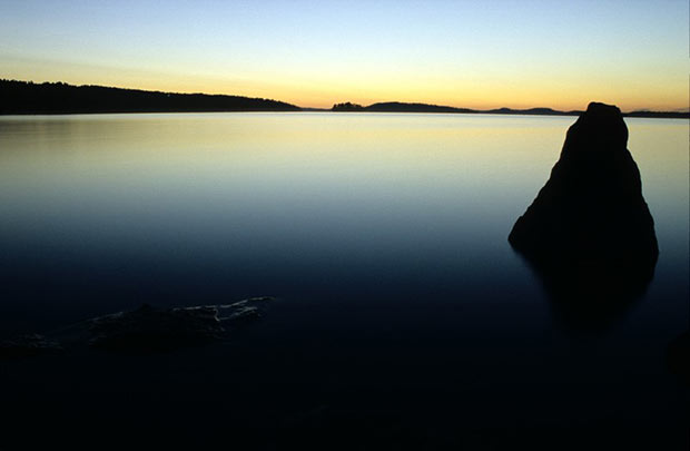 photographie du lac lahti en finlande