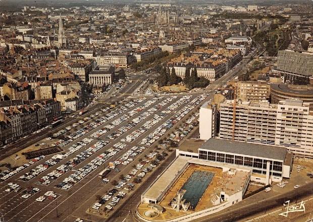 Repenser le stationnement des villes durables